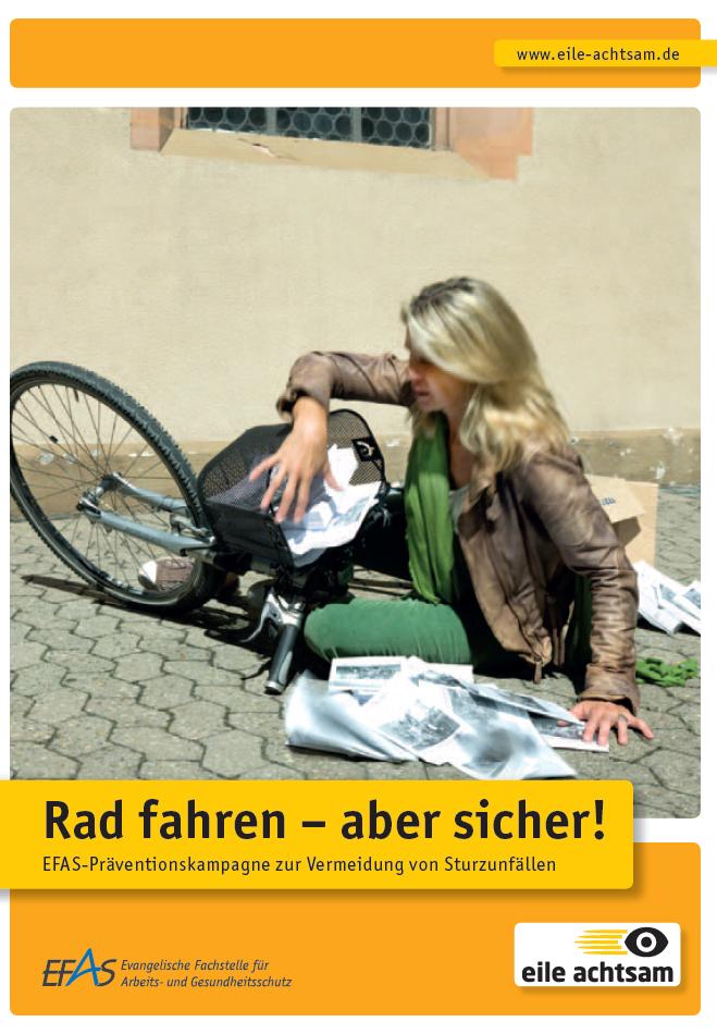 Titelbild Rad fahren-aber sicher